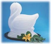 Swan Ice Sculptures