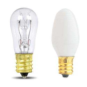 Night Light / Indicator Bulbs