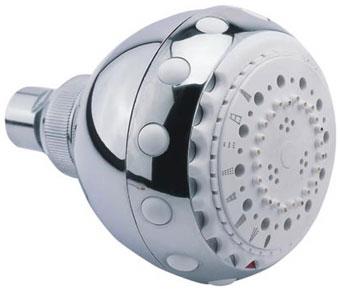 Shower Head 2.5 Gpm Chrome