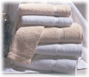 Waterford Beige Guestroom Towels