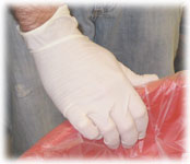 Disposable Latex Gloves 1000/bx