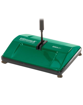 Bissell Sweeper With Soft Rubber Wheels