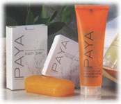 Paya Organics Soaps & Amenities