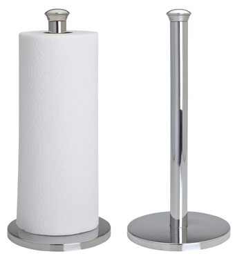 Paper Towel Holder, Bright Finish
