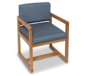 Sled Base Chair