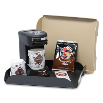 Coffee Amenity Tray