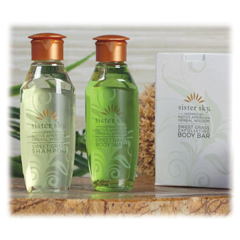Sister Sky Bath Amenities