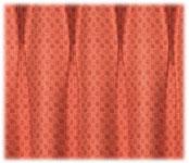 Trevira Color Custom Draperies; Peyton