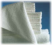 100% Cotton Economical Towels; Bayfield