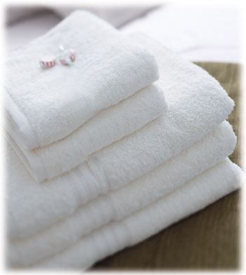 Euro Hotel Collection Cotton Guest Room Towels