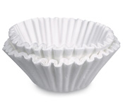 12 Cup Coffee Filters, 1000/cs