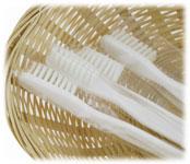 Wrapped Nylon Toothbrushes - 144/cs
