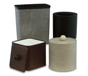 Leatherette Room Accessories