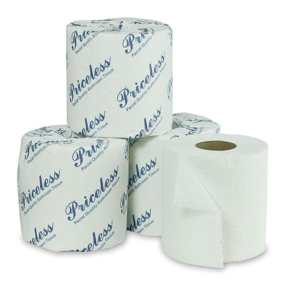 Economy 2-ply Toilet Tissue Rolls 96 Rolls/cs