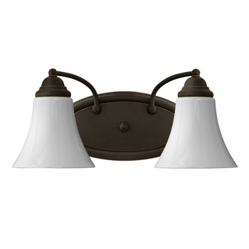 Madison Oil Rubbed Bronze Vanity Sconces
