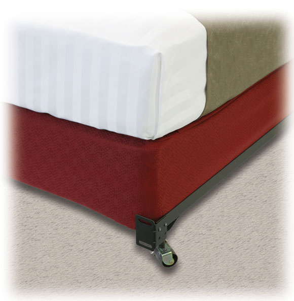 Itfits Box Spring Cover National Hospitality Supply
