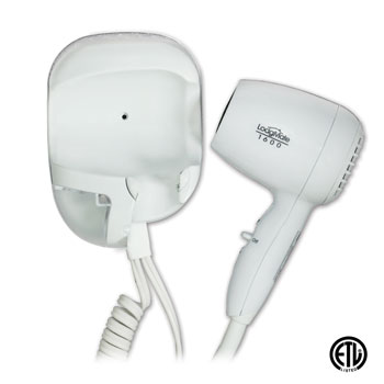 Wall Mounted Hair dryer — National