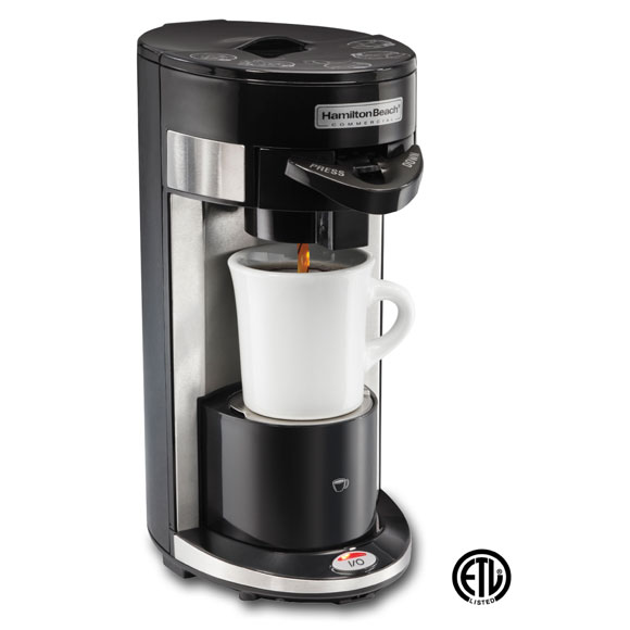 Hotel & Motel In-Room Coffee Makers National Hospitality Supply