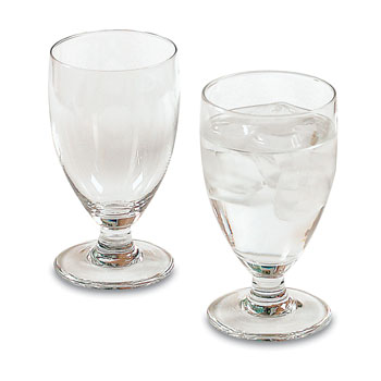 10.5 oz. Water Glass Goblet - 24/cs.