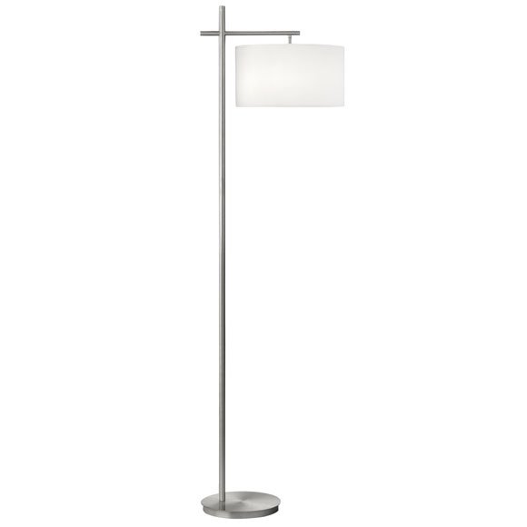 Brushed Steel Lamps Refresh Collection National