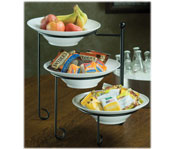 3-Tier Foldable Stand w/ 3 12