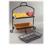 Square Wire Buffet Servers
