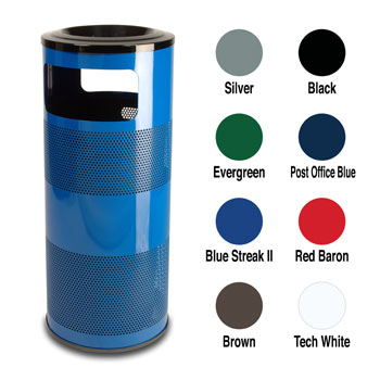 Stadium Series Ash n' Trash; 20 Gallon