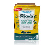 Ricola Natural Herb Cough Drops 12/21 ct bx