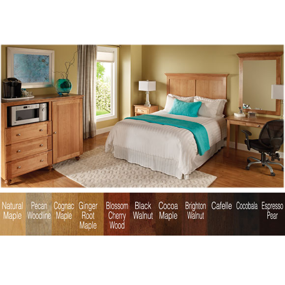Washburn Guest Room Furniture National Hospitality Supply