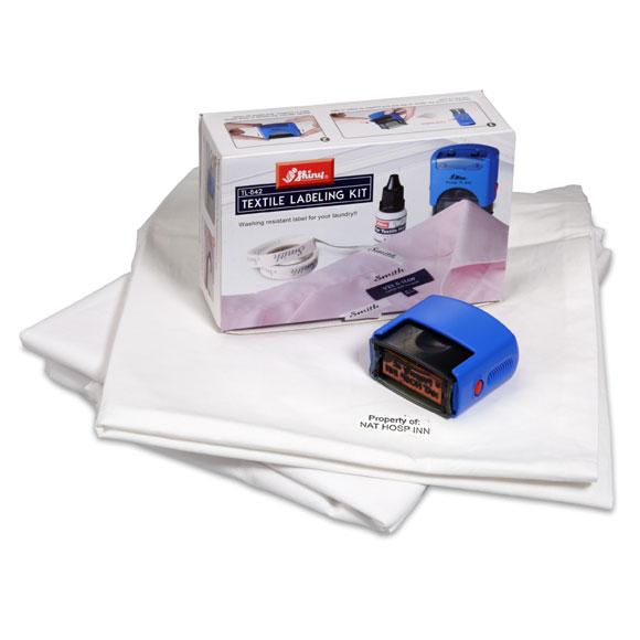 Custom Textile Labeling Kit