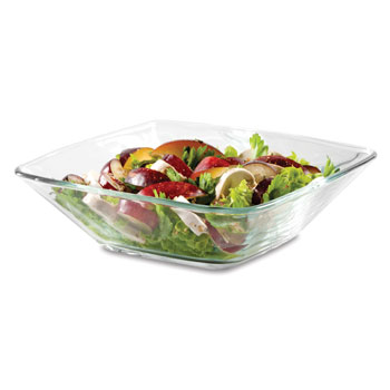 Glass Salad Bowl; 23 oz. 2 doz/cs