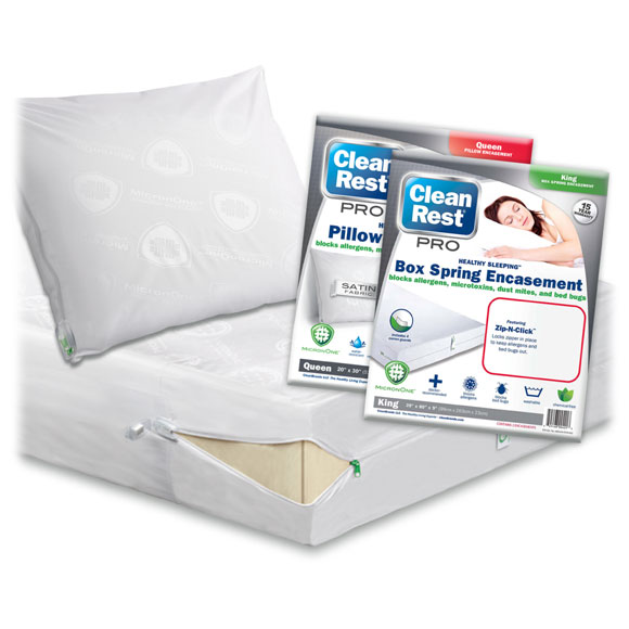 CleanRest Bedding Encasements