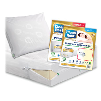 CleanRest Premium Bedding Encasements