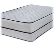 Symbol Foam Encased Innerspring Mattress Sets; Villa