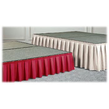 Marko Platform & Stage Skirting