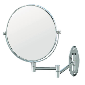 Conair Chrome Finish Wall-Mount Mirror