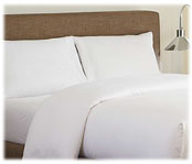 180 ct. White Bed Sheets & Pilllowcases