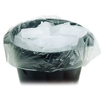 Disposable Ice Bucket Liners 1000/cs