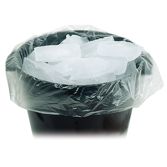 Disposable Ice Bucket Liners 1000/cs