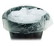 Disposable Ice Bucket Liners; 1000/cs.