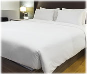 T-300 60/40 White Sheets; Thomaston Mills