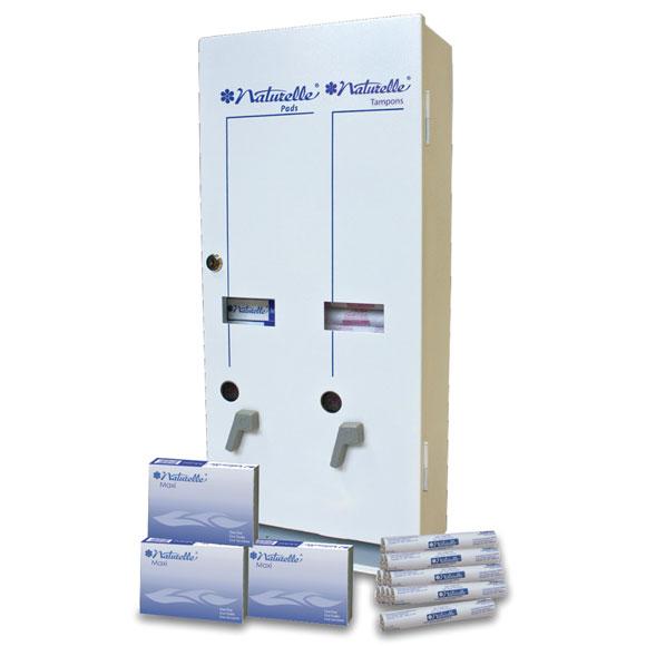 Feminine Dual Dispenser & Supplies