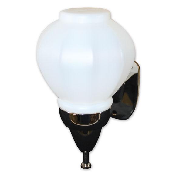Deluxe Globe Soap Dispenser; 16 oz.