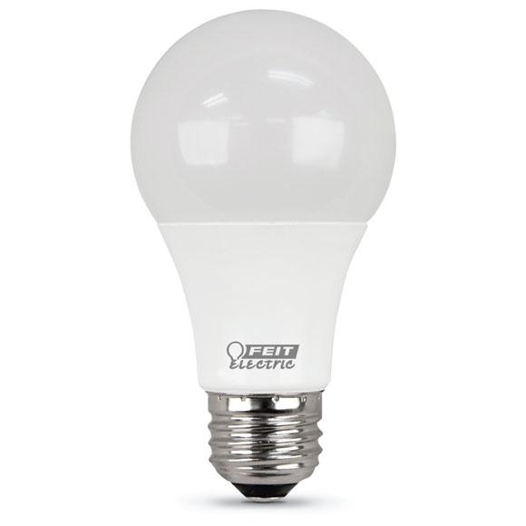 Economy A19 Non-Dim LED Bulbs