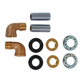 BK Mounting Kit for Splash Mount Faucets