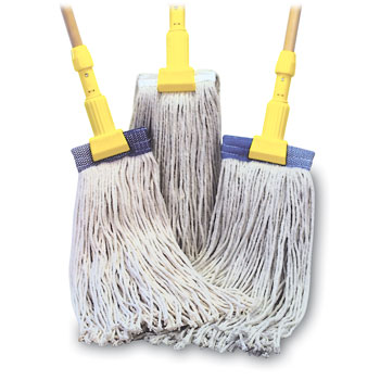 4-ply Cotton Wet Mops