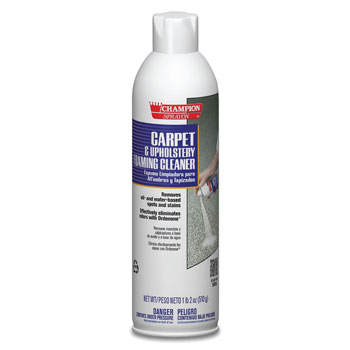 18 oz. Aerosol Carpet Cleaner; 12/cs.