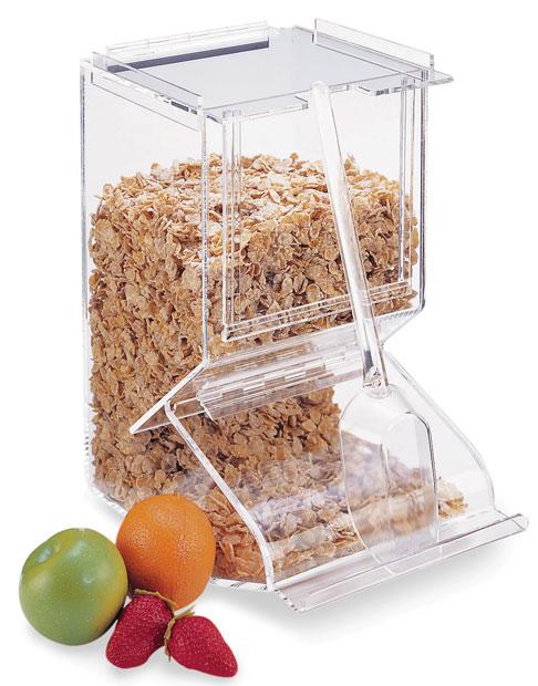 Stackable Bulk Cereal Dispenser