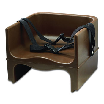 Two-sided Booster Seat; Brown