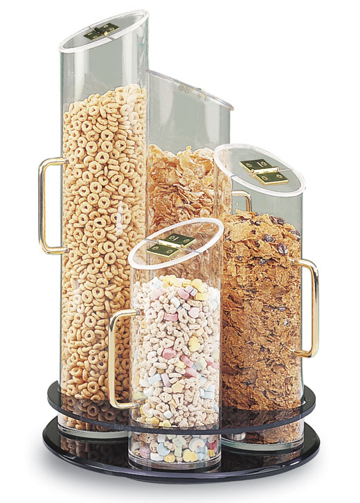 Turntable Cereal Dispenser